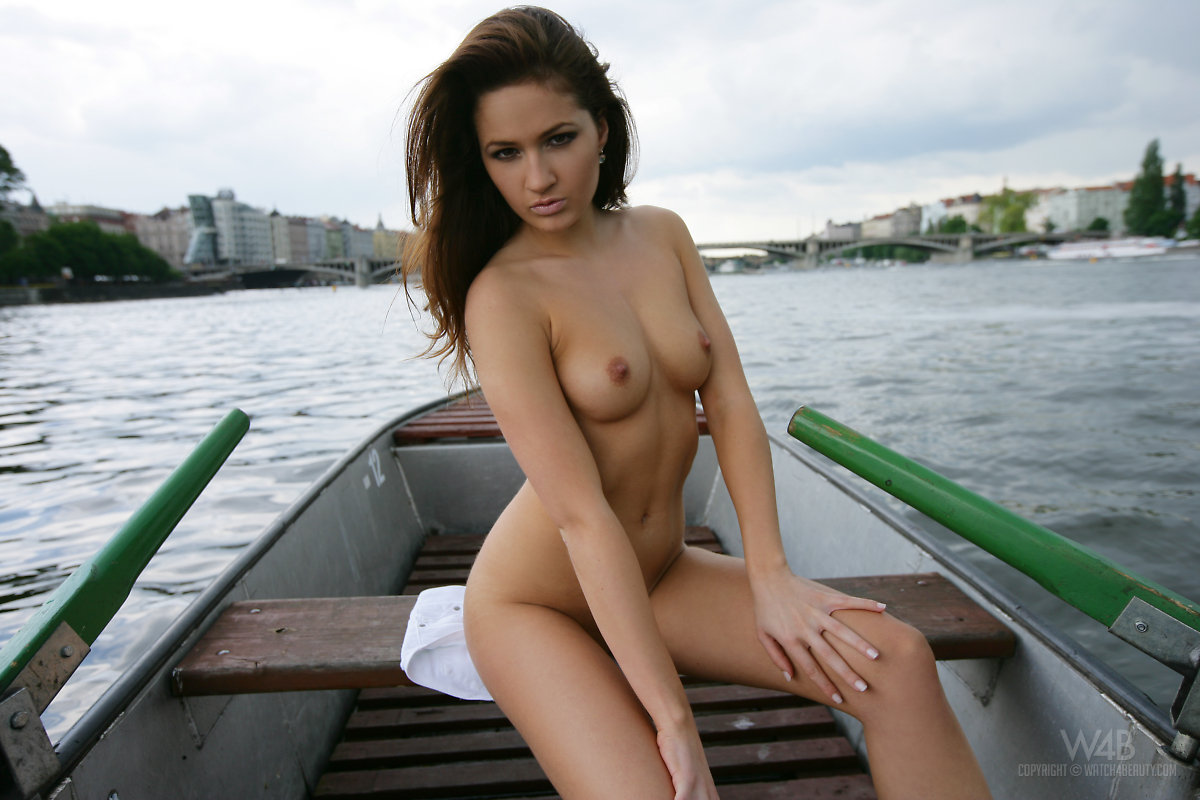 Advise you Teen girls naked on a boat congratulate, this