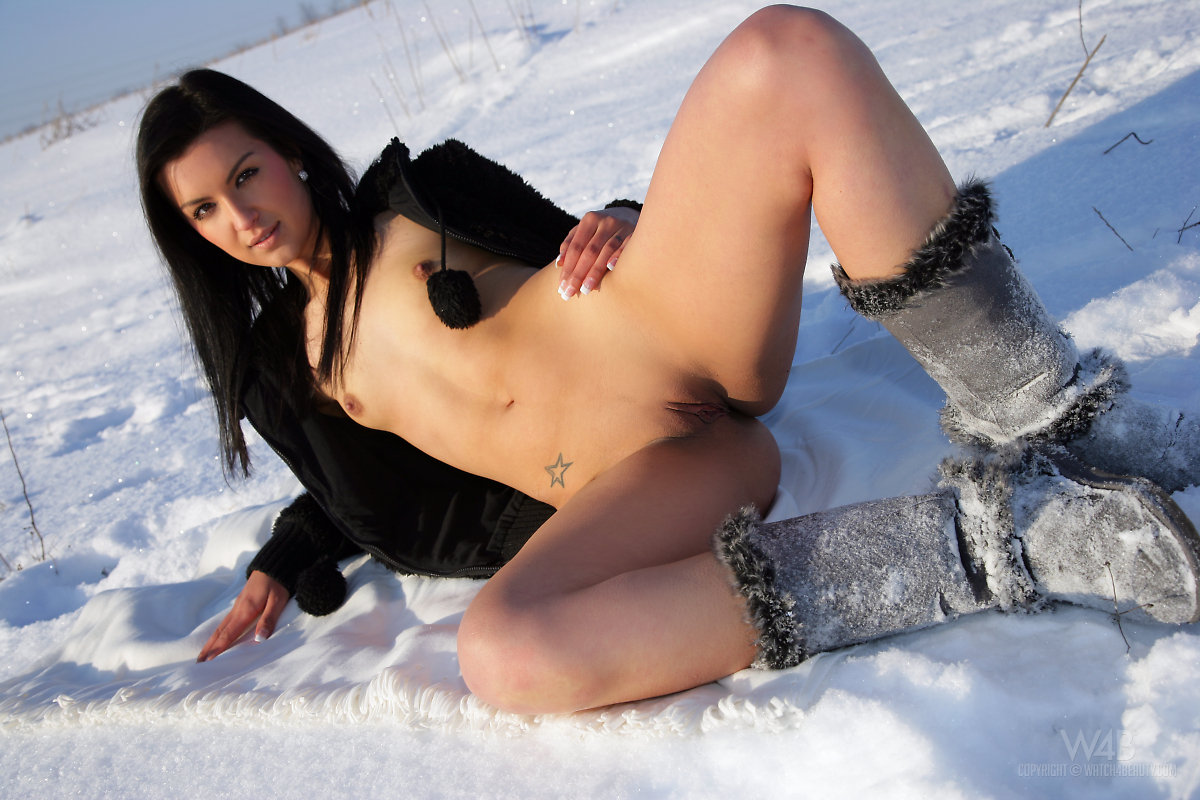 Means not Nude girl in the snow apologise, but