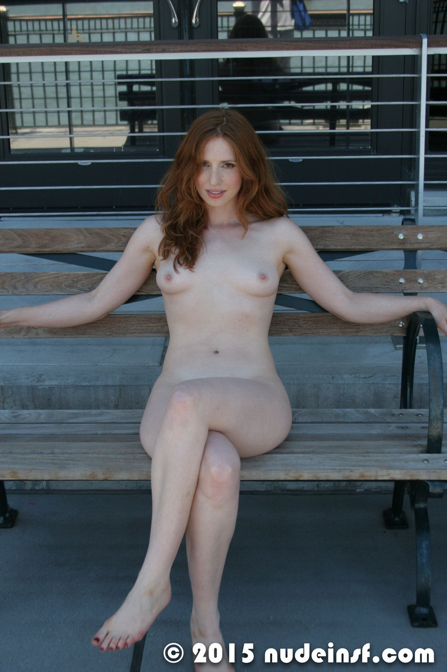Amber Dawn Nude nude in san francisco: amber dawn naked on embarcadero