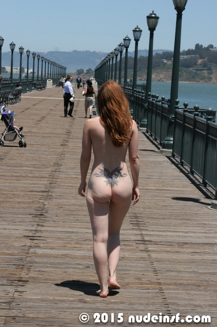 Nude in san francisco 4